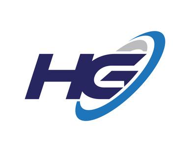 HG Letter Swoosh Group Logo